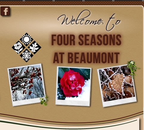 Four Seasons at Beaumont. A residential community in Beaumont, California